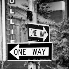 oneway)